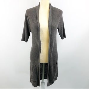 Banana Repbulic Open Front Cardigan Sweater